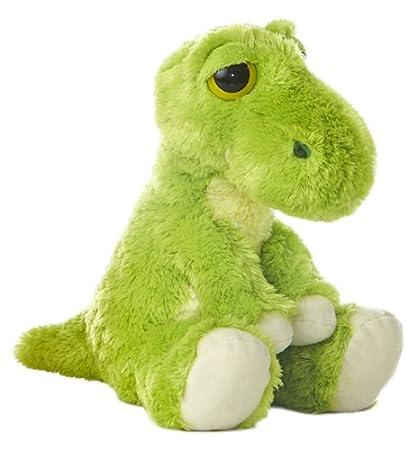 829cbc5de Amazon.com: Aurora World Dreamy Eyes Plush T-Rex Dinosaur, 10