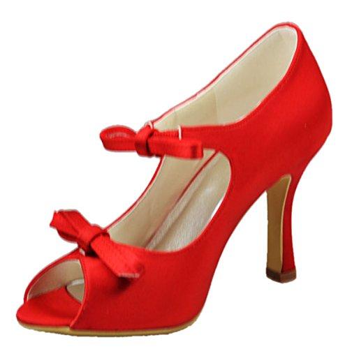 Donna Minitoo Rosso Sandali rosso Sandali Minitoo qYdFxgg