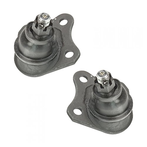 Front Lower Ball Joints LH & RH Pair Set w/Hardware for VW Beetle Golf ()
