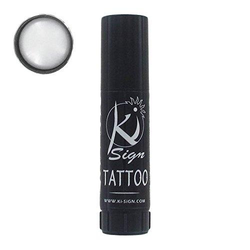 Encre cosmétique pour tatouage temporaire Nacre Blanc