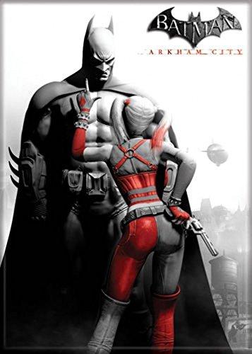 Ata-Boy DC Comics Batman - Arkham City Harley Quinn 2.5