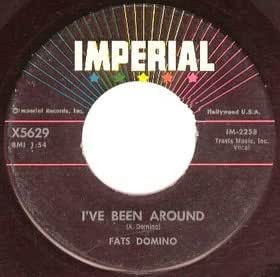 Fats Domino Be My Guest I Ve Been Around Amazon Com Music