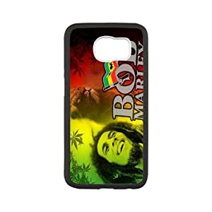 Bob Marley DIY case For Custom Case Samsung Galaxy S6 QW7400834