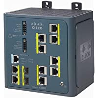 Selected IE 3000 8-Port Base Switch w/ By Cisco