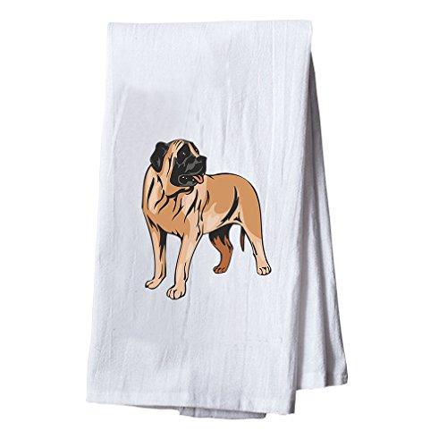 American Mastiff Dish Flour Sack Kitchen Towel