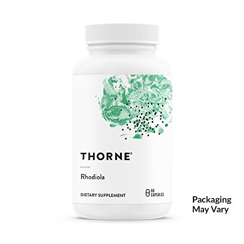 Cheap Thorne Research – Rhodiola – Botanical Supplement for Stress Relief – Enhances Mood, Sleep, and Mental Focus – 60 Capsules