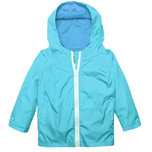 light rain jacket girls - 2