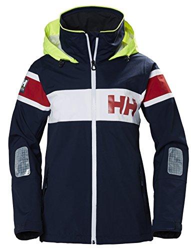 Femme 597 Veste Quart De Bleuazul Salt Hansen Helly Flag F3clTK1J