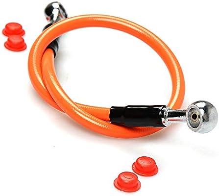 Repuestos Powersports 1200MM tuber/ía hidr/áulica Reforzar la l/ínea de embrague del freno de la manguera de aceite del tubo for Suzuki GSXR GSXR 600 750 1000 K1 K2 K3 K4 K5 K6 K7 K8 K9