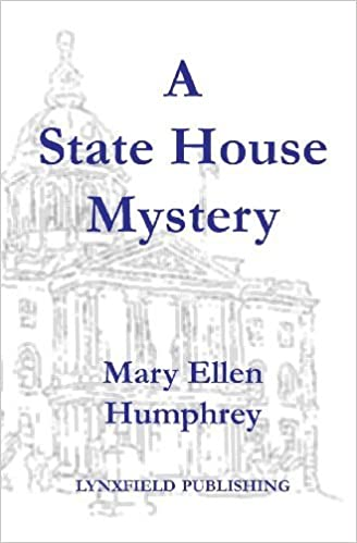 Book A Statehouse Mystery by Mary Ellen Humphrey (2009-01-07)