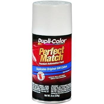 Amazon.com: Dupli-Color EBGM04347 Olympic White General Motors ...