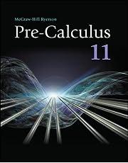 Pre-Calculus 11 Student Workbook