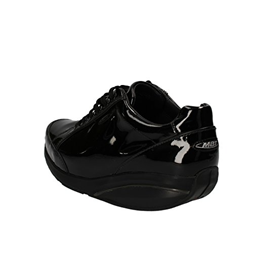 MBT Sneakers Mujer 35 EU Negro Vernice