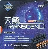 729 Cream Transcend Table Tennis Rubber