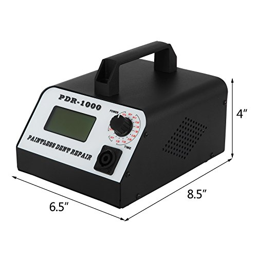 Mophorn Induction Heater for Removing Dents Sheet Metal Repair Tools Induction Dent Repair Metal Dent Repair Tools Multiple Choices (800W) by Mophorn (Image #1)