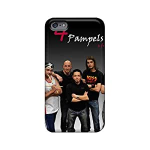 Perfect Cell-phone Hard Covers For Iphone 6plus With Provide Private Custom HD Red Hot Chili Peppers Series SherriFakhry