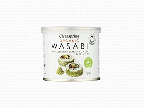 Clearspring - Organic Wasabi Powder | 25g
