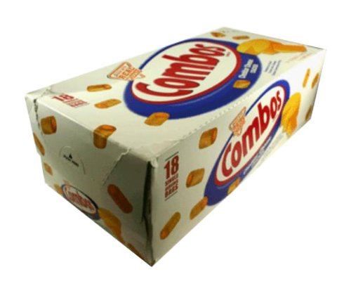 Combos 1.8 oz. Cheddar Cheese Cracker (Pack of 18)