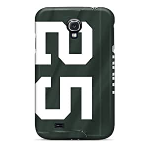 New Premium Luoxunmobile333 Green Bay Packers Skin Cases Covers Excellent Fitted For Galaxy S4