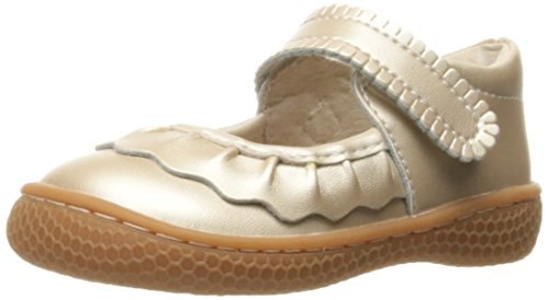 Livie & Luca Ruche Leather Mary Jane Shoes, Toddler/Little Kid, Girls