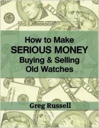 make money selling vintage watches