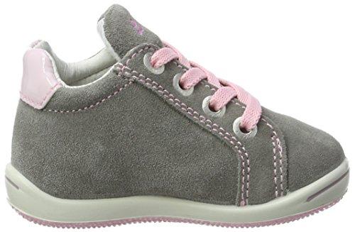 25 Lurchi Marche Janina Bébé ii Gris Fille Chaussures grey xRxB8rwnf