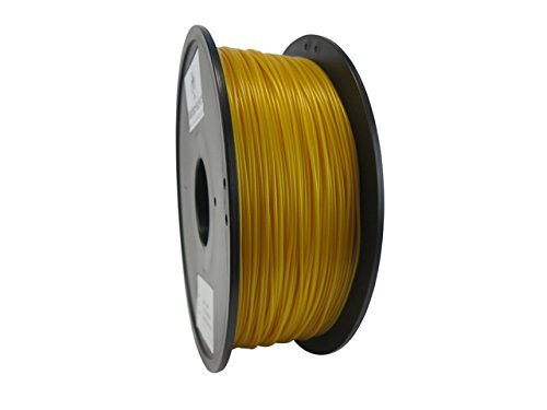 MatterHackers Gold PLA Filament - 1.75mm
