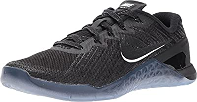 Nike Men's Metcon 3 Training Shoe BLACK/BLACK-WHITE 13.0