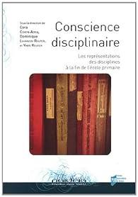Conscience disciplinaire  par Cora Cohen-Azria