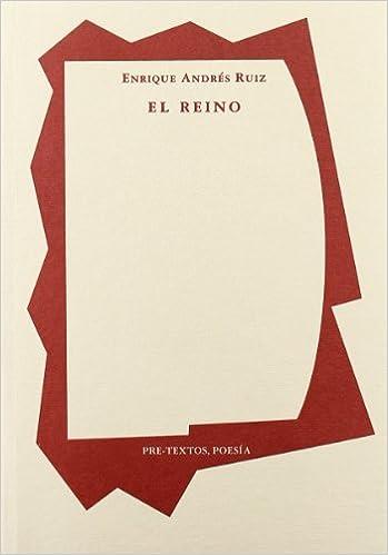 Libros electrónicos gratis para descargar gratis El reino (Poesía) PDF