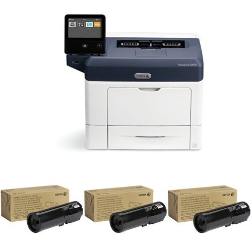 Xerox VersaLink Black and White Laser Printer with Standard, High and Extra  Capacity Toner Cartridge