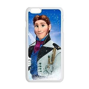 Happy Frozen Hans Cell Phone Case for Iphone 6 Plus
