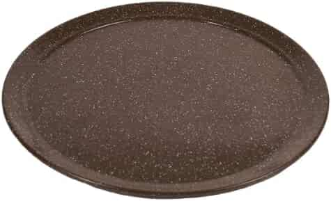 Granite Ware Better Browning Pizza Pan, 14-inch