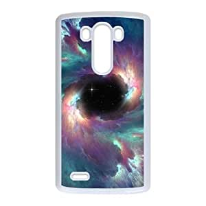 the outer space LG G3 Cell Phone Case White Pfese