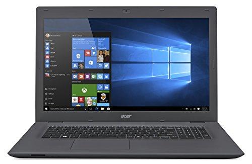 Price comparison product image Acer Aspire E 17, 17.3-inch Full HD, Intel Core i7-5500U, 8GB DDR3L, 1TB HDD, Windows 10, E5-772G-76ED
