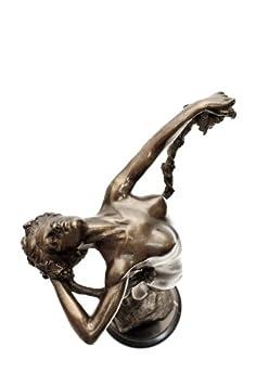 Amazon.com: Bronce Nude Harriet W. Frishmuth reproducción de ...