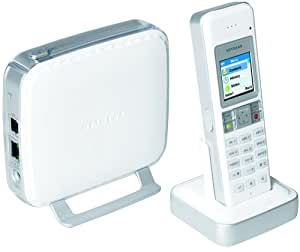 NETGEAR Dual Mode Cordless Phone with Skype(SPH200D)