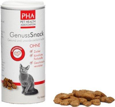 PHA GenussSnack f.Katzen 40 g