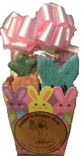 Easter Dog Treat Basket