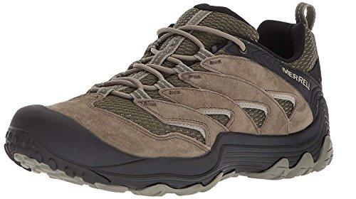 Image of Merrell Chameleon 7 Limit Hiking Boot, Dusty Olive Women's, 9.5 Medium US