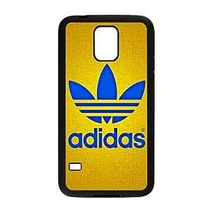 The logo of Adidas for SamSung Galaxy S5 Black Case Hardcore-2