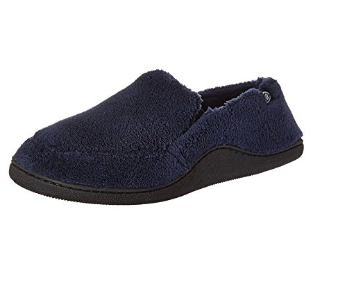 Isotoner-Mens-Microterry-Slip-On