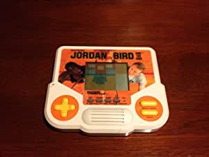 Electronic Jordan vs. Bird Handheld Video Game