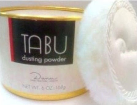 Tabu by Dana for Women 6.0 oz Perfumed Dusting Powder BONUS SIZE by Jubujub