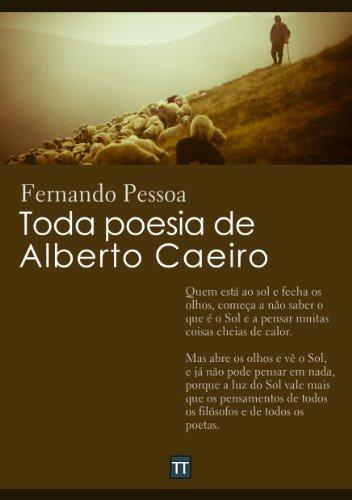 Toda poesia de Alberto Caeiro