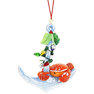 41qQLS08fJL._SS300_ 75+ Anchor Christmas Ornaments