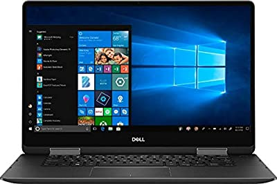 "2019 Dell Inspiron 7000 2-in-1 15.6"" 4K Ultra HD Touchscreen Laptop Computer, 8th Gen Intel Quad-Core i7-8565U Up to 4.6GHz, 16GB DDR4 RAM, 512GB PCIe SSD, GeForce MX150 2GB, 802.11ac WiFi, Windows 10"