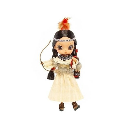 Byul: Disney Peter Pan Tiger Lily Doll by Groove USA for $<!--$79.00-->