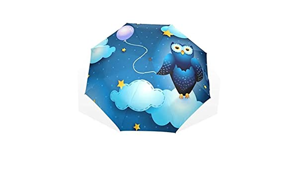 Amazon.com: Original Cute Owl Umbrella Sun Rain Women Cartoon Animal Parasol Lady Plegable Sombrilla Paraguas: Garden & Outdoor