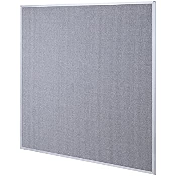 Office cubicle wall Decorating 6h 5w Office Cubicle Wall Divider Parition Standard Modular Panel Gray Amazoncom Amazoncom 6h 5w Office Cubicle Wall Divider Parition Standard